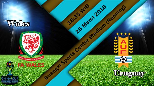 Prediksi Skor Bola Wales vs Uruguay
